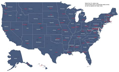 usa maps solution conceptdraw com