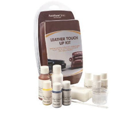 how to touch up a leather couch leather repair touch up kit