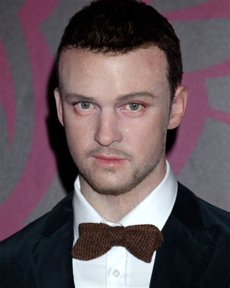 Justin Timberlake Gets Waxed by 8 Wax Figures That Will Make You Cringe