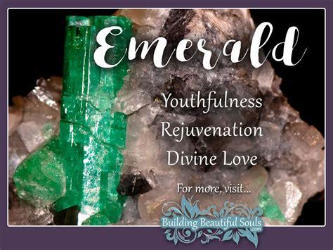 emerald meaning properties healing crystals stones