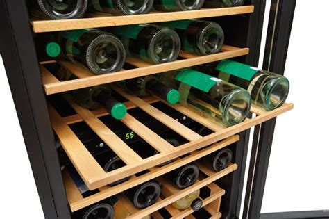 Frigidaire Wine Rack by Frigidaire Ffwc38f6ls 22 Inch Freestanding Wine Cooler