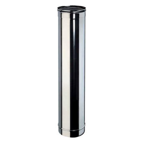 tubi in acciaio inox per camini tubo per stufe a pellet monoparete in acciaio san marco