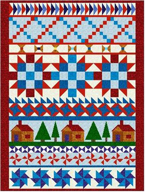 Row Quilt Patterns by Quilt Intro