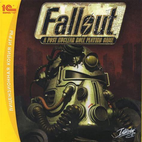 fallout 2 console image 1c fallout 1 box jpg fallout wiki fandom