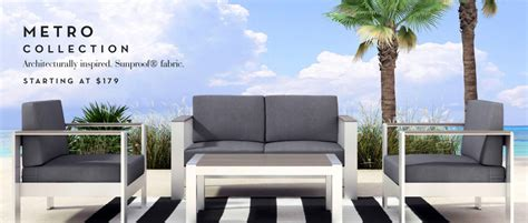 Outdoor Furniture Z Gallerie Z Gallerie Outdoor Furniture
