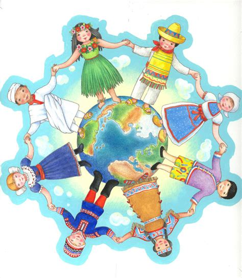 different cultures around the world for kids ma