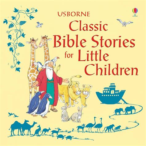 bible story picture books classic bible stories for children at usborne