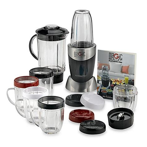 magic bullet bed bath and beyond magic bullet 174 platinum pro blender bed bath beyond