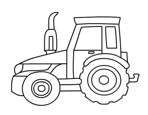 tractor coloring pages to print coloring pages blank