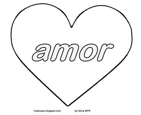 imagenes bonitas para colorear de corazones 74 corazones de amor para pintar imprimir descargar y