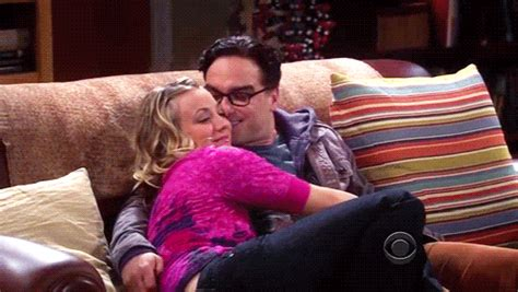 the big bang theory sheldon and penny exchange presents how to keep your marriage in tact during pregnancy