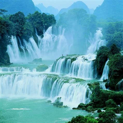 famous falls famous waterfalls in asia usa today