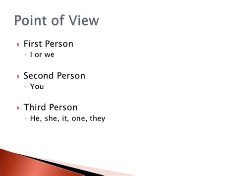 The Academic Point Of View by Academic Writing Or Third Person