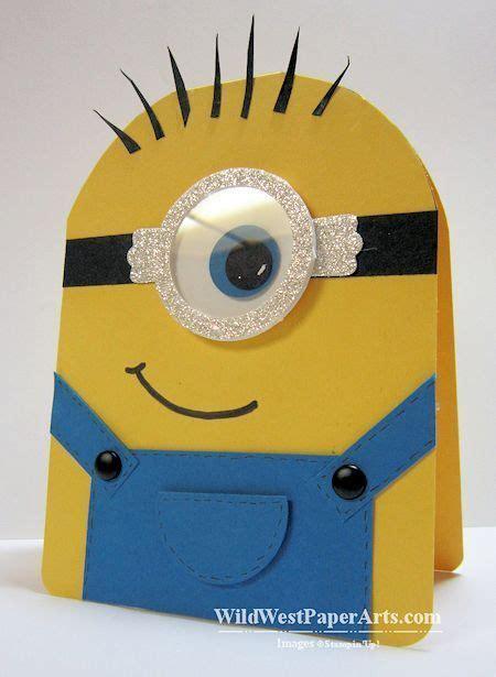 minion cards 25 best ideas about minion card on birthday