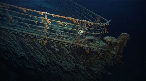 what year did the titanic sink the amazing of how rms titanic was found 73 years