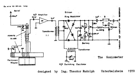 raudive diode raudive diode schematic 28 images best 25 circuit diagram ideas on electronics mini projects