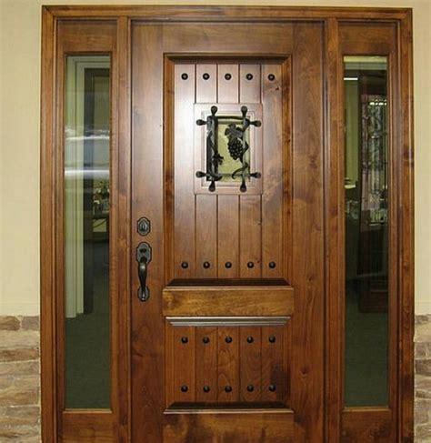 Eingangstüren Holz Preise by Haust 252 Ren Aus Holz 47 Einzigartige Modelle