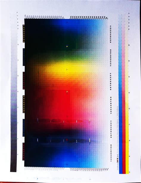 download color laser test page