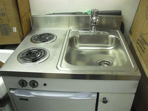 sink and stove combo stove sink and fridge combo ebay