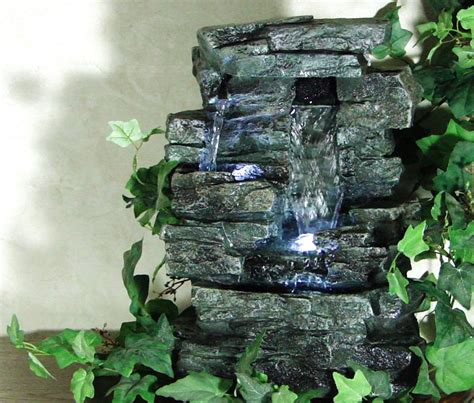 desktop waterfall fountain fountain design ideas