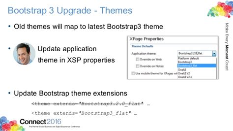 bootstrap themes for xpages building responsive applications using xpages