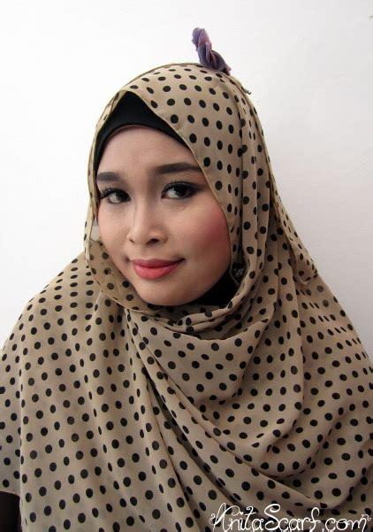 tutorial pashmina ke kantor tutorial hijab untuk kerja atau ke kantor tutorial