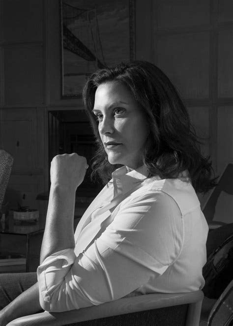 Gretchen Whitmer: A Governor on Her Own, With Everything