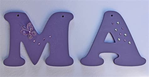 Decorating Ideas For Wooden Letters For Keeps Sake Keepsakes Personalised Handmade Gifts