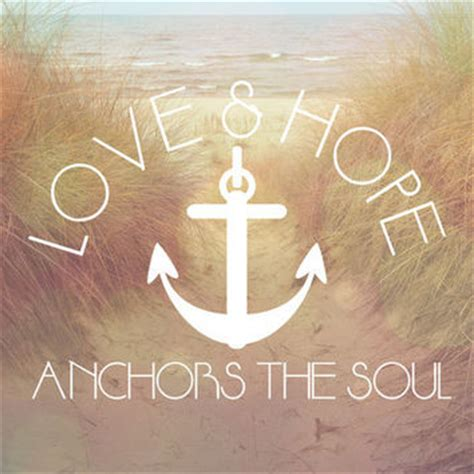 Love Anchors The Soul Print - best love anchors the soul products on wanelo