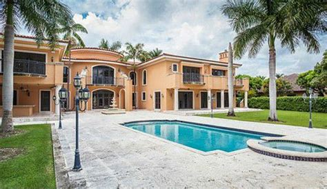 Miami Crib Rental by Exclusive Lamar Odom I M 17 000 A Month From Miami House Gossip
