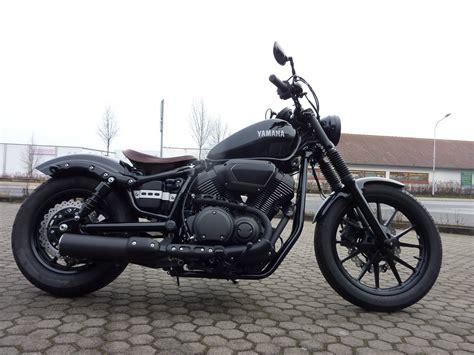 Yamaha Motorrad 950 by Umgebautes Motorrad Yamaha Xv 950 Zweirad Center