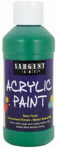 sargent acrylic paint pots st s day painting craft projects for