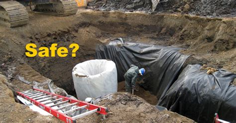 benching excavation trench and excavation hazards the safety brief