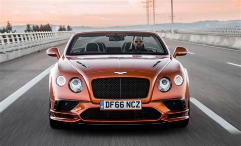 bentley convertible 2018 2018 bentley continental supersports cars exclusive
