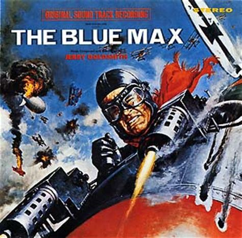 Blue Max Blue Max The Soundtrack Details Soundtrackcollector