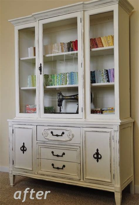 repurpose china cabinet in bedroom 99 best images about china cabinet makeovers on