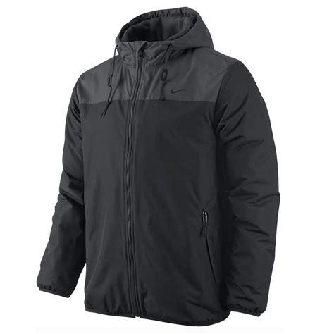 Jacket Nike Fleece nike fleece lined mens jacket black sportitude