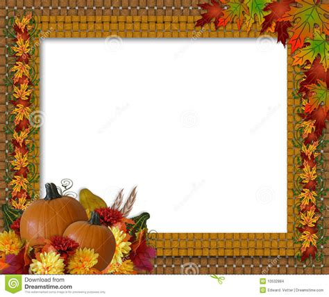 Fall Background For Word Document