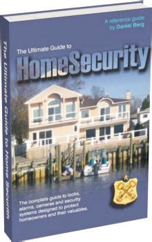 the ultimate guide to home security book