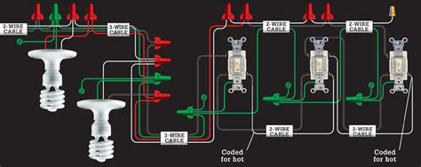 wiring a switch at end of run