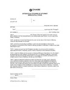 bank power of attorney template affidavit power of attorney fill printable