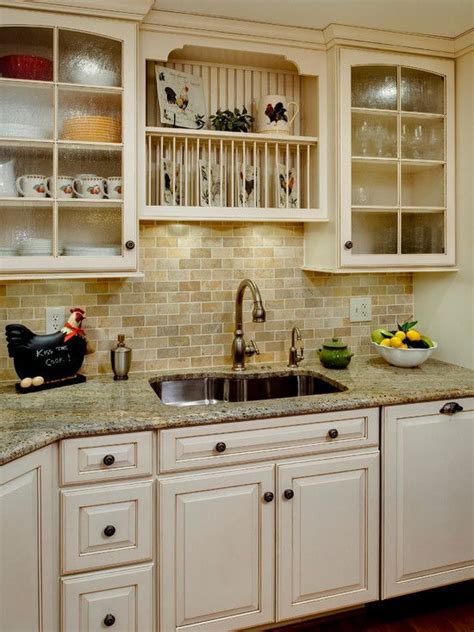 Country Kitchen Backsplash Ideas Kitchen Design Remarkable Traditional Kitchen Cabinet Design Also Kashmir Gold Granite Kitchen