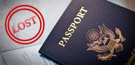 Can You Get A Passport If You A Criminal Record What To Do If You Lost Passport