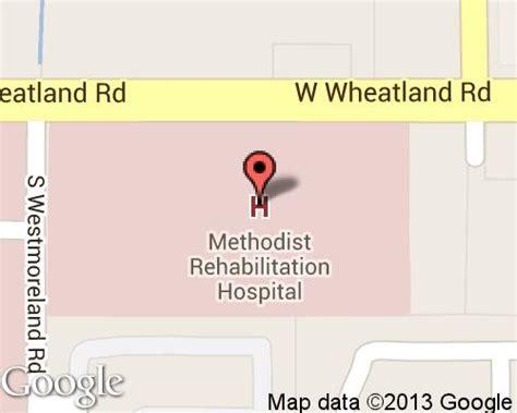 Lpn Detox Dallas Tx by Methodist Rehabilitation Hospital