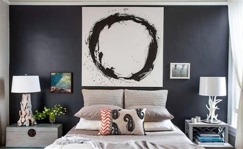 lauren nelson design mismatched nightstands contemporary bedroom lauren