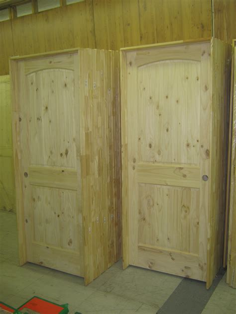 prehung pine interior doors amish custom doors knotty pine interior prehung doors