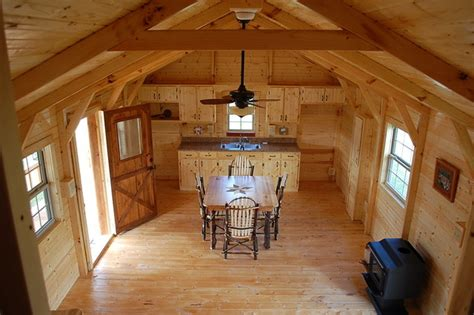 how to build a one room cabin amish prebuilt fully assembled cabins delivered rustic