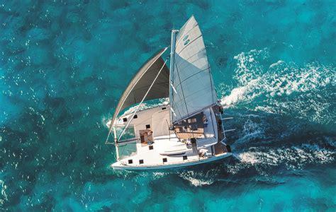 catamaran sailing part 1 catamaran sailing part 1 mono to multi yachting world
