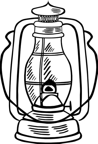 Lentera Lantern Shabby Chic Vintage Rustic Putih White Besar 1 hurricane l clip at clker vector clip royalty free domain