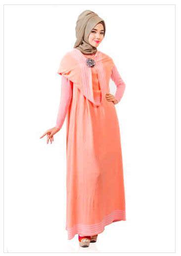 Baju Muslim Terbaru 2016 Wanita contoh desain busana muslim wanita koleksi terbaru 2016